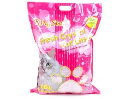 4623 crystal cat litter 16 litru
