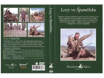 DVD Lovy ve Španělsku