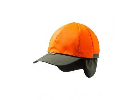 Kšiltovka Beretta Reversible, zeleno oranžová