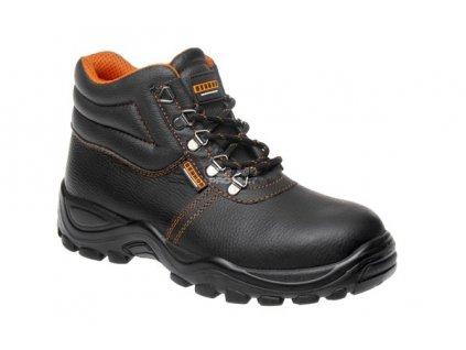 Bezpečnostní kotníková obuv BENNON FORTIS, S3, s ocelovou špicí a planžetou 48