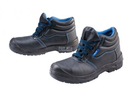 Bezpečnostní obuv RAVEN S1P, s ocelovou špicí a planžetou 48