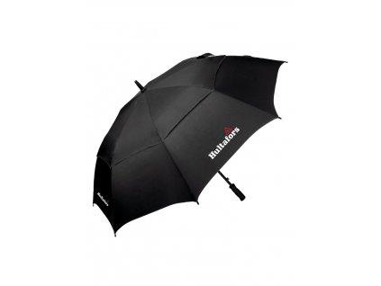 Deštník HULTAFORS černý velký Hultafors