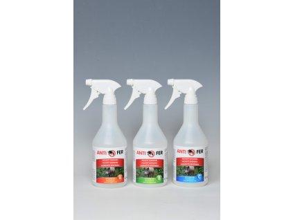 Antifer Sada tří typů pachů 3 x lahev