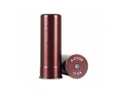 Školní náboj A-ZOOM, 12GA, hliník, balení 2ks