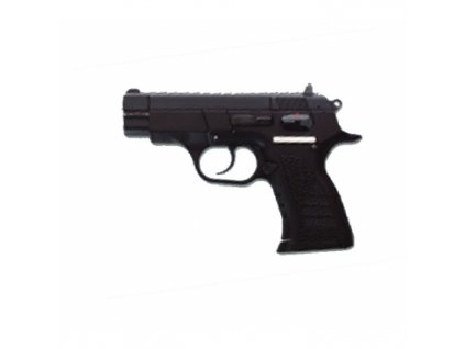 Pistole samonabíjecí, Brno Alfa, Mod.: Alfa Defender, Ráže: 9 mm Luger, hl.: 93mm, 13 ran
