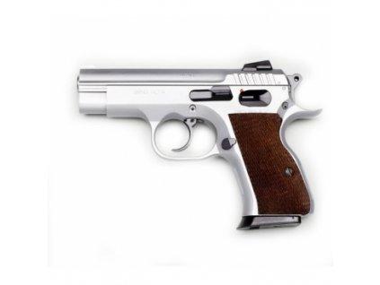Pistole sam.., Brno Alfa, Mod.: Alfa Iron Defender, Ráže: 9 mm Luger, hl.: 93 mm, 13 ran