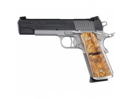 "Pistole samonab. Sig Sauer, Mod.:1911 STX TWO Tone, Ráže:.45 ACP, hl.: 5""/127mm"