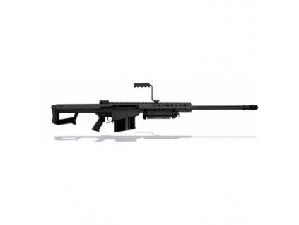 """Puška samonabíjecí Barrett, Model: 82A1, Ráže: .50 BMG, hl.: 29"""" kanilovaný, černá"""