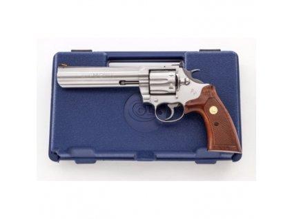 """Revolver Colt, Model: King Cobra, Ráže: .357 Mag., Hl.: 4"""", nerez"""