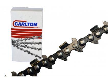 """Pilový řetěz CARLTON, 56článků, 1,5mm, .3/8"""", hranatý zub"""