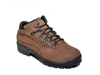 Pánské trekové boty ARIZONA 0310 hnědé