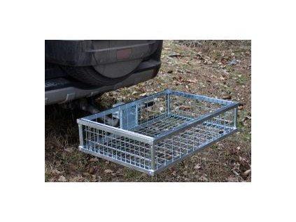 Zadní nosič - komplet s rychloupínáním