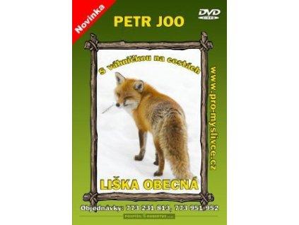 DVD - S vábničkou na cestách liška obecná