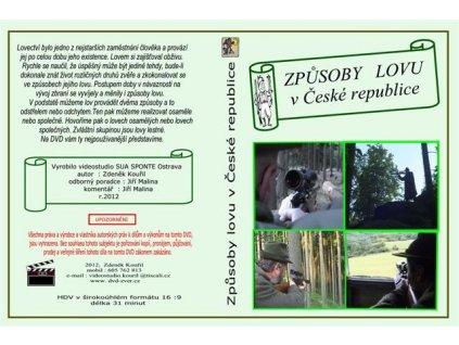 Způsoby lovu v České republice