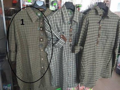 Košile s ozdobou 1
