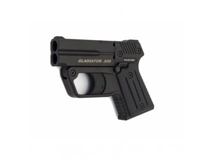 Perkusní pistole DETONICS, Gladiator, Ráže: 500HD, D1 Professional