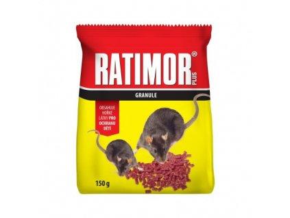 Ratimor granule na hubení hlodavců
