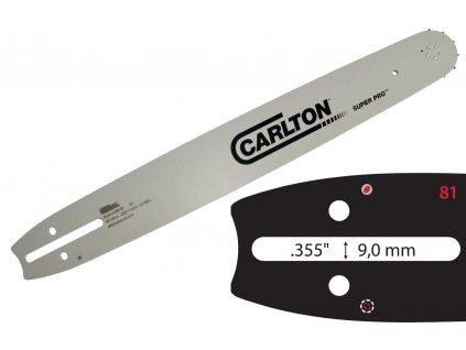 "Vodící lišta CARLTON Super Pro 15"", 1,5mm, .3/8"""