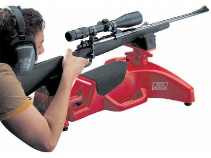 Opora pro nastřelení zbraně Predator