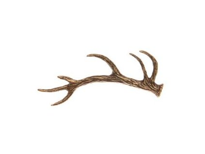Odznak na klobouk jelení shoz