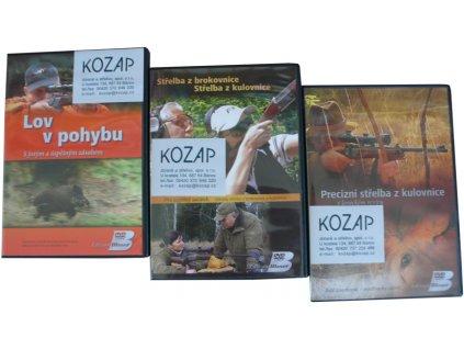 DVD - Precizní střelba z kulovnice