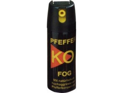 pepřový plynový sprej, produkt KO FOG, 50 ml