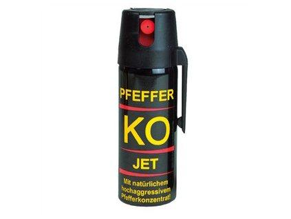 pepřový plynový sprej KO JET, 40 ml
