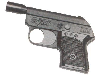 pistole Record GP 1S černěná