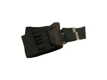 kšandy, šířka 50mm se dvěmi kapsami (dyftýn) - niklové přezky