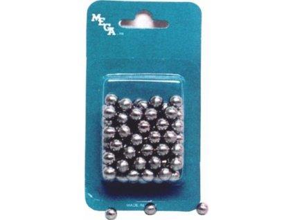 blister 163/2 – 100ks ocelové kuličky, průměr 7,9mm