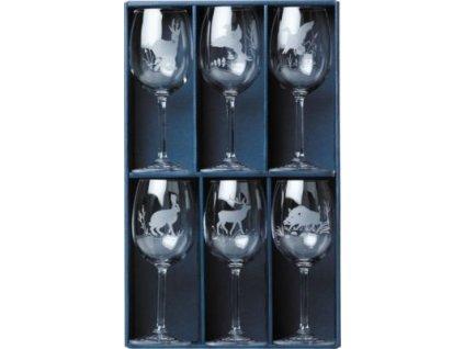 7.sada víno – 6xsklenička 250 ml