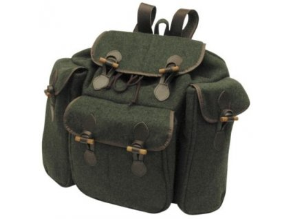 8D Lovecký ruksak - loden lovecká zeleň