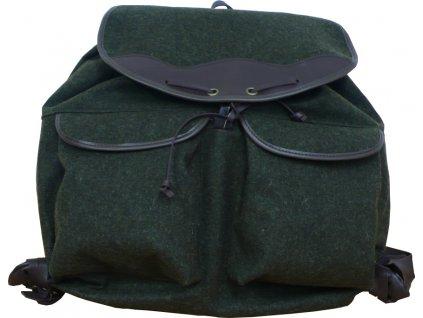 """18D Lovecký ruksak – """"Los"""" - loden"""