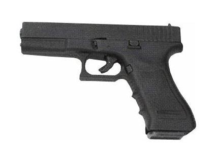 pistole Bruni, model GAP - replika Glock, černěná