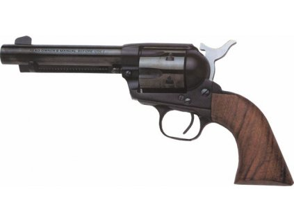 revolver Weihrauch, model Western, černěný - replika klasické westernové zbraně