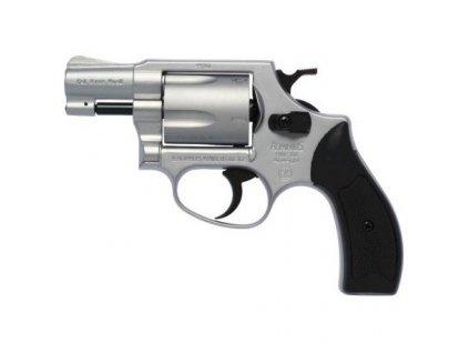 revolver Weihrauch, model HW 37, nerez - replika S&W