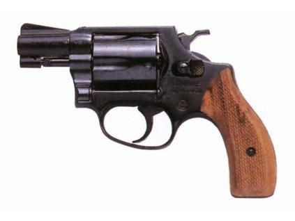 revolver Weihrauch, model HW 88, černý mat - replika S&W