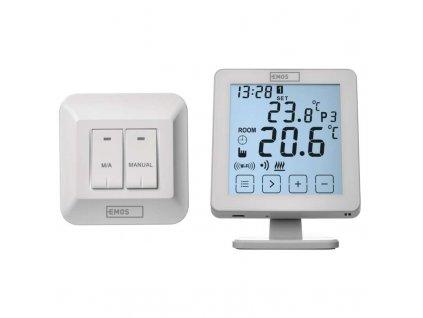 Pokojový termostat EMOS P5623 s WiFi