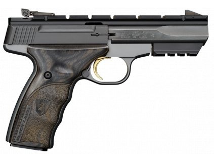 BUCK MARK 22 BLACK LABEL 1