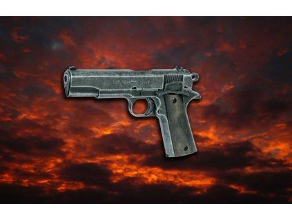 me 1911 schreckschuss pistole