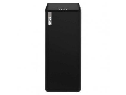 Powerbanka EMOS AlphaQ 20, 20000 mAh, černá