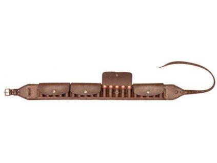 Nábojový pás z hověziny-hlazenice na 20 krytých brokových nábojů*