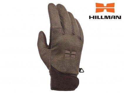 Hillman Waterproof Gloves lovecké rukavice b. Dub