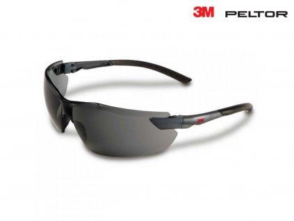 Střelecké brýle 3M - tmavé