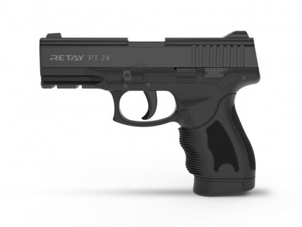 Plynová pistole Retay PT24 9 mm P.A.K. - černá