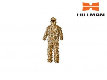 Hillman StealthTec 3D Set - letní kamufláž