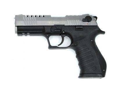 Plynová pistole Blow TR92 - satén
