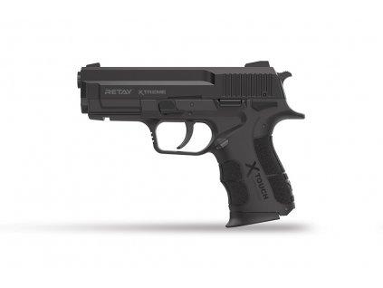 Plynová pistole Retay XTREME - černá
