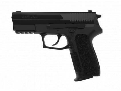 Plynová pistole Retay S2022 - černá
