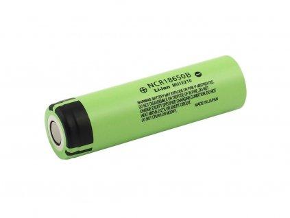 Nabíjecí baterie 18650 Panasonic 3400mAh 3,7V Li Ion